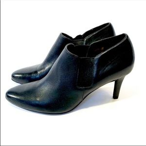 Cole Haan Maxfield Shootie II Bootie Black Ankle